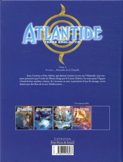 Dos Atlantide tome 3