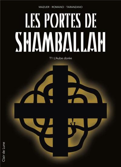 Couverture Les portes de Shamballah tome 1