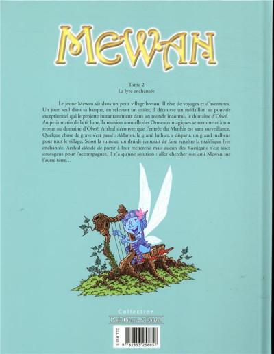 Dos Mewan tome 2