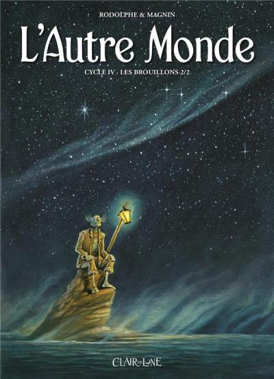 Couverture L'autre monde - cycle 4 tome 2