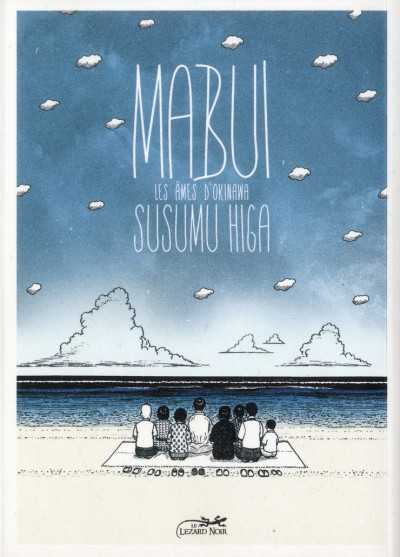 Couverture Mabui ; l'âme d'Okinawa