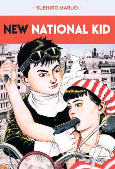 Couverture new national kid