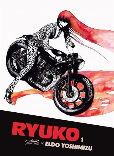 Couverture Ryuko tome 1