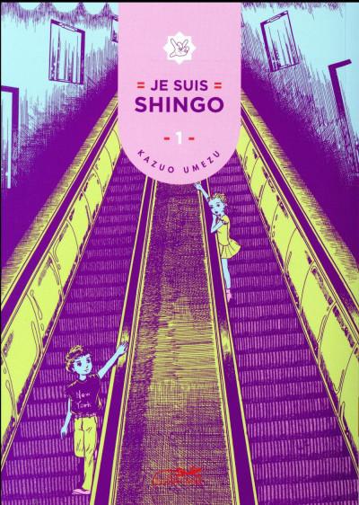 Couverture Je suis Shingo tome 1