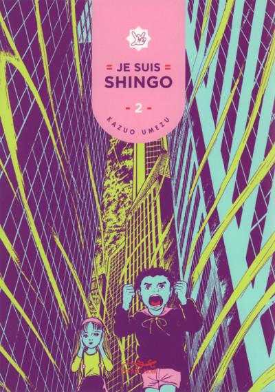Couverture Je suis Shingo tome 2