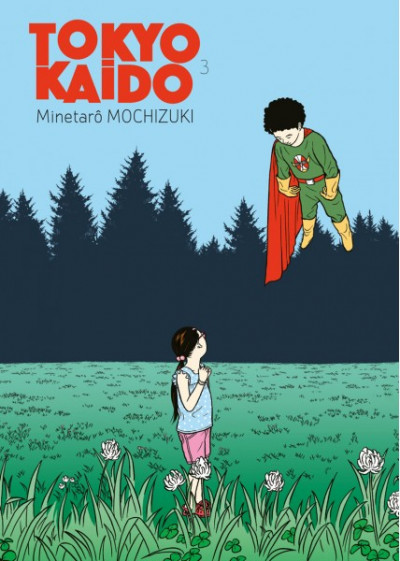 Couverture Tokyo Kaido tome 3