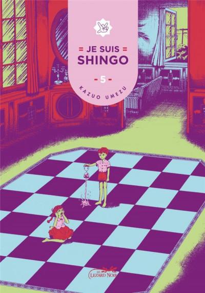 Couverture Je suis Shingo tome 5