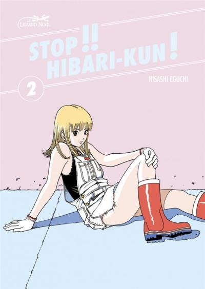 Couverture Stop Hibari kun tome 2