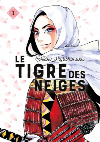 Couverture Le tigre des neiges tome 1