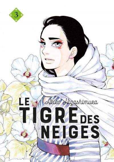 Couverture Le tigre des neiges tome 3
