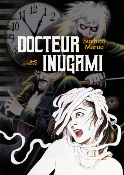 Couverture Docteur Inugami
