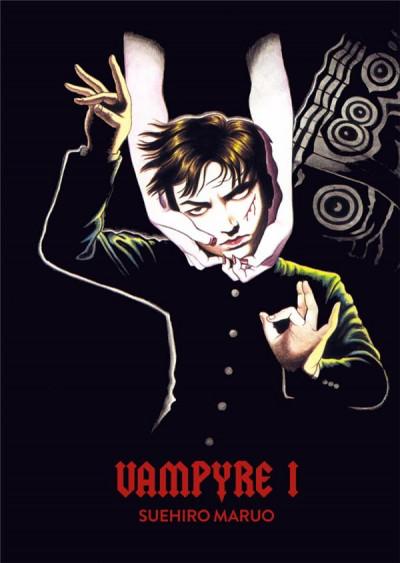 Couverture Vampyre - nouvelle édition tome 1