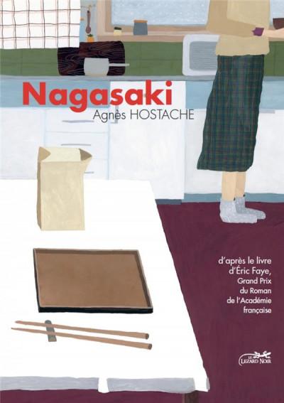 Couverture Nagasaki