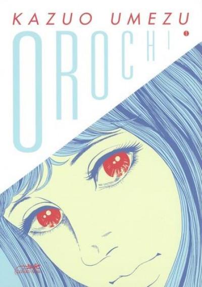 Couverture Orochi tome 1
