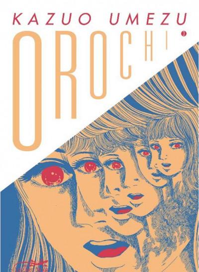 Couverture Orochi tome 3