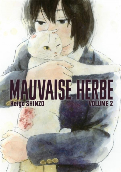 Couverture Mauvaise herbe tome 2