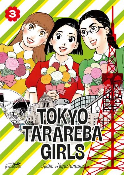Couverture Tokyo tarareba girls tome 3