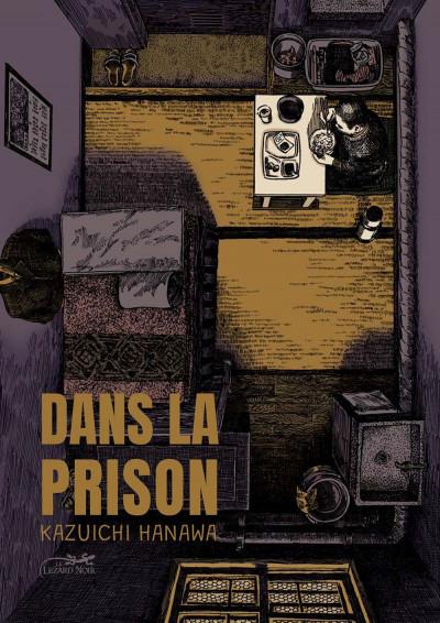 Couverture Dans la prison