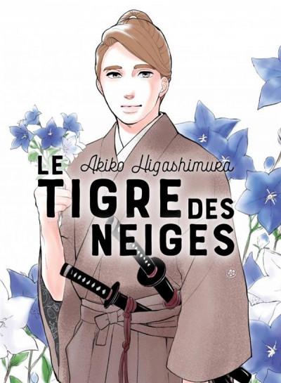 Couverture Le tigre des neiges tome 8