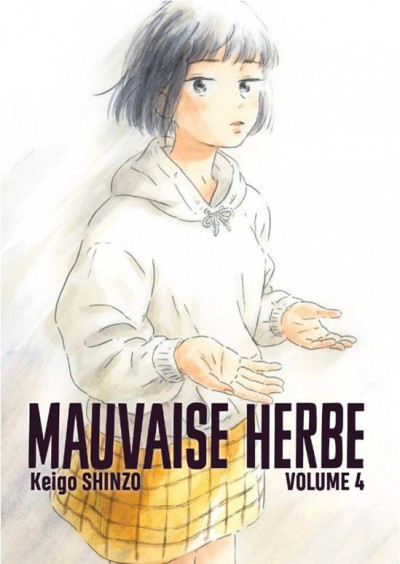 Couverture Mauvaise herbe tome 4