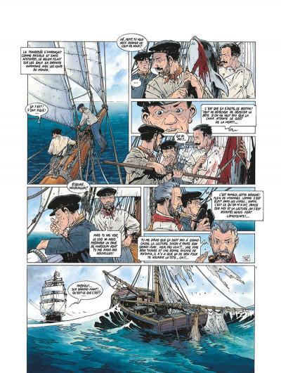 Page 0 belem tome 1 - le temps des naufrageurs