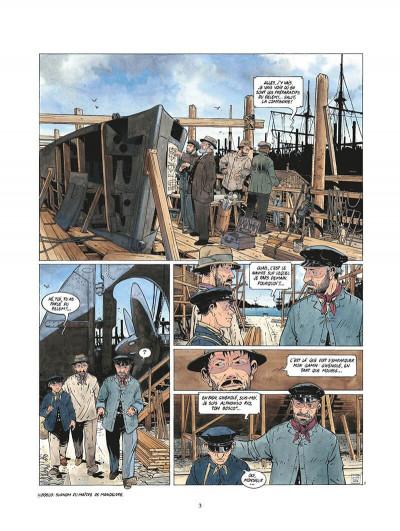 Page 4 belem tome 1 - le temps des naufrageurs