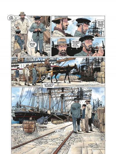 Page 5 belem tome 1 - le temps des naufrageurs