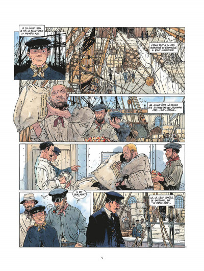 Page 6 belem tome 1 - le temps des naufrageurs