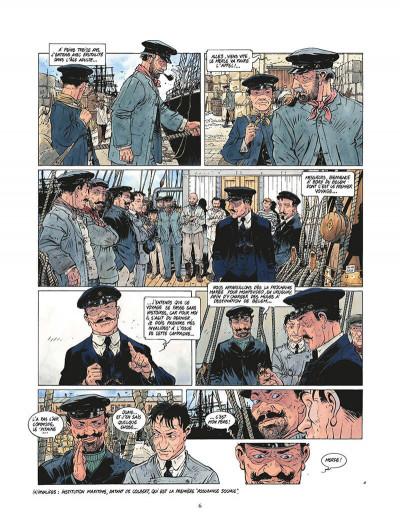 Page 7 belem tome 1 - le temps des naufrageurs