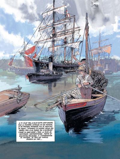 Page 8 belem tome 1 - le temps des naufrageurs