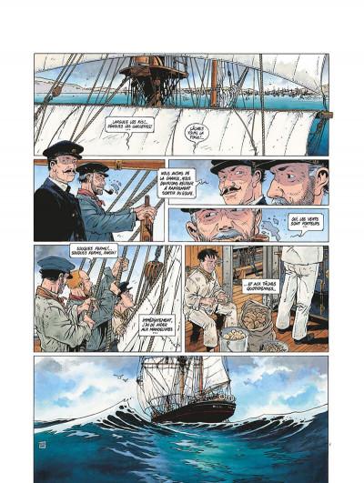 Page 9 belem tome 1 - le temps des naufrageurs