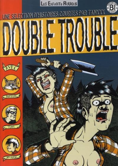 Couverture double trouble