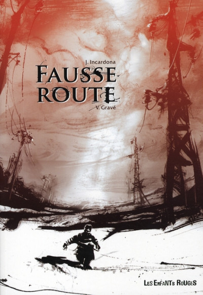 Couverture fausse route
