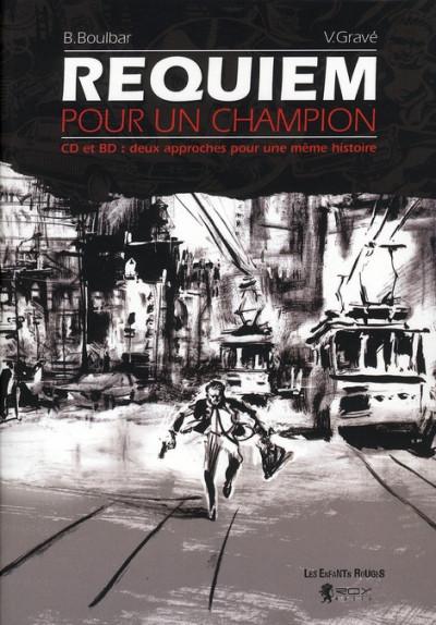 Couverture requiem pour un champion livre + cd
