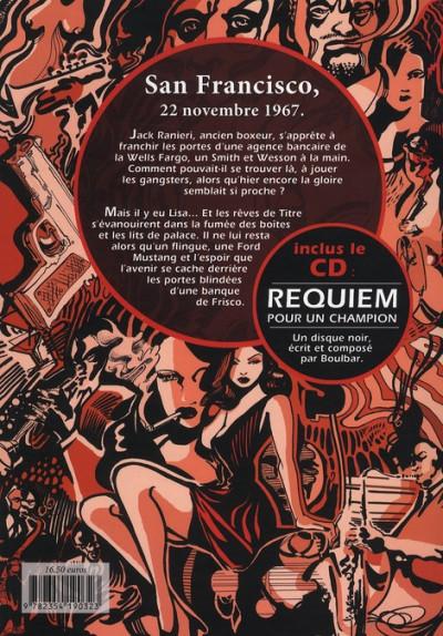 Dos requiem pour un champion livre + cd