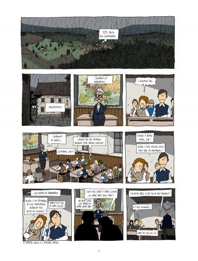 Page 1 les indociles tome 1 - Lulu, fin des années soixante