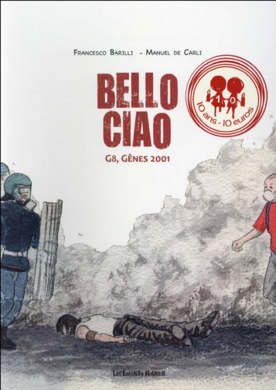 Couverture bello ciao - G8, Gênes 2001
