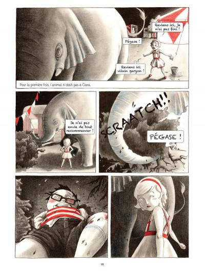 Page 0 La tristesse de l'éléphant