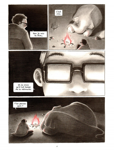 Page 3 La tristesse de l'éléphant
