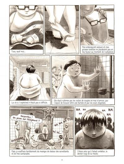 Page 5 La tristesse de l'éléphant