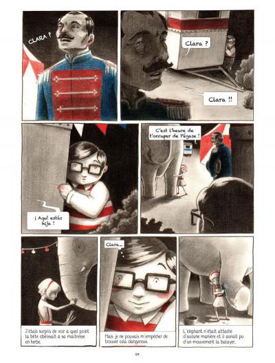 Page 8 La tristesse de l'éléphant