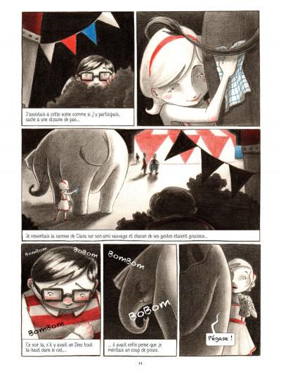 Page 9 La tristesse de l'éléphant