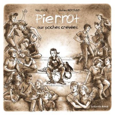 Couverture Pierrot aux poches crevées