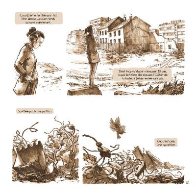 Page 1 Pierrot aux poches crevées