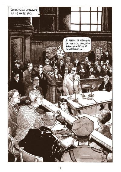 Page 1 Virginia Hill, journal d'une affranchie