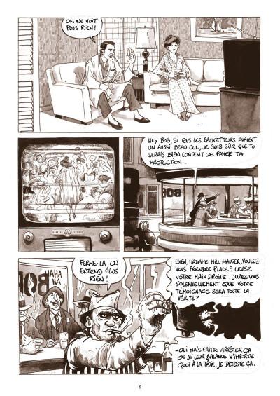 Page 3 Virginia Hill, journal d'une affranchie