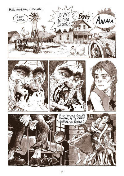 Page 5 Virginia Hill, journal d'une affranchie
