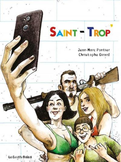 Couverture Saint-trop'