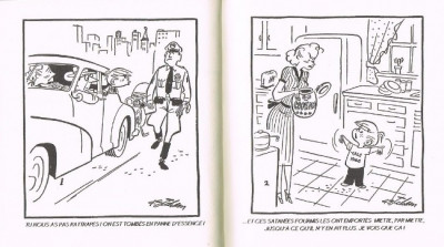 Page 1 Denis la malice ; intégrale 1951
