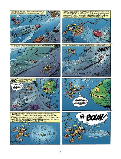 Page 6 Marsupilami T.24 - opération Attila
